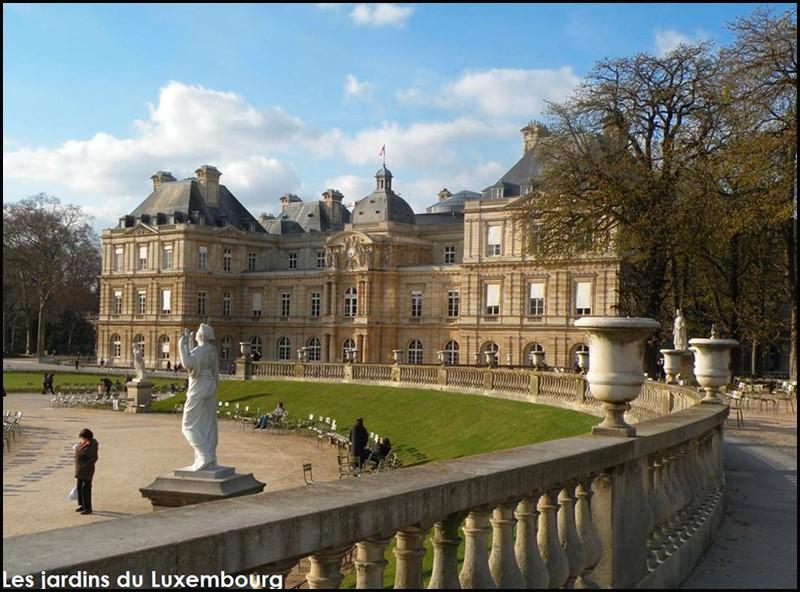 I giardini del lussemburgo parigi scoprire il mondo insieme